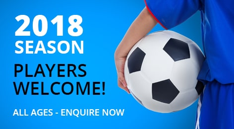2018 Players Welcome