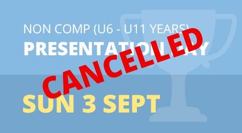 3 Sept Non Comp Presentations