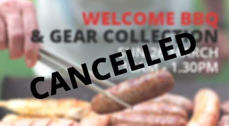 BBQ Cancelled