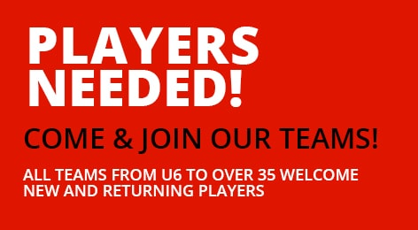 players needed join teams